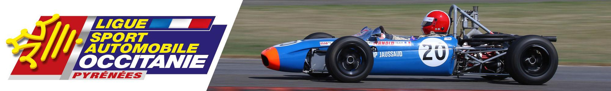 Ligue du Sport Automobile Occitanie Pyrénées