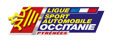 Logo Ligue Sport Automobile Occitanie Pyrénées
