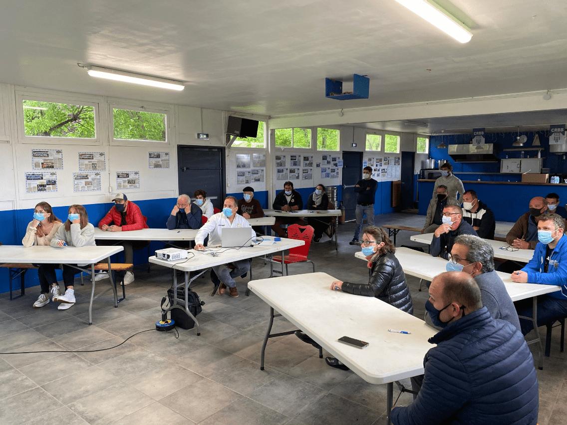 ASA Castine - 2021 - Formation commissaires de piste et de route