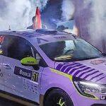 Couffouleux: belle expérience de rallye en Espagne