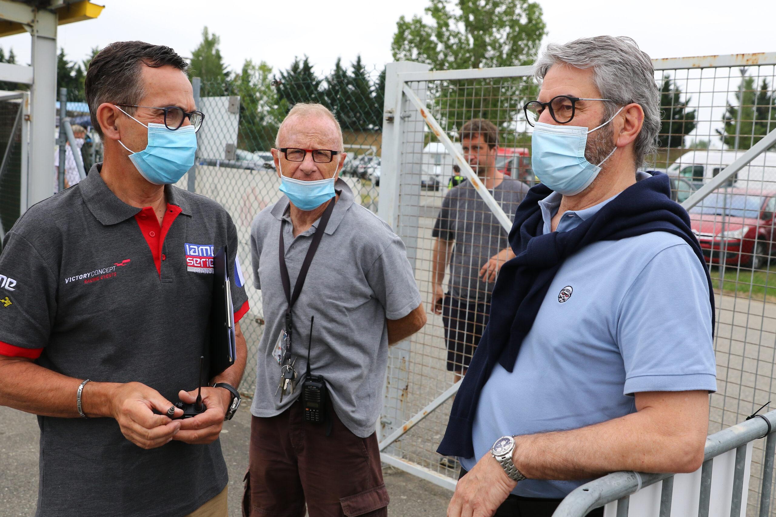 Michel Vergne - Jean-Veyries - Karting-Sud.com