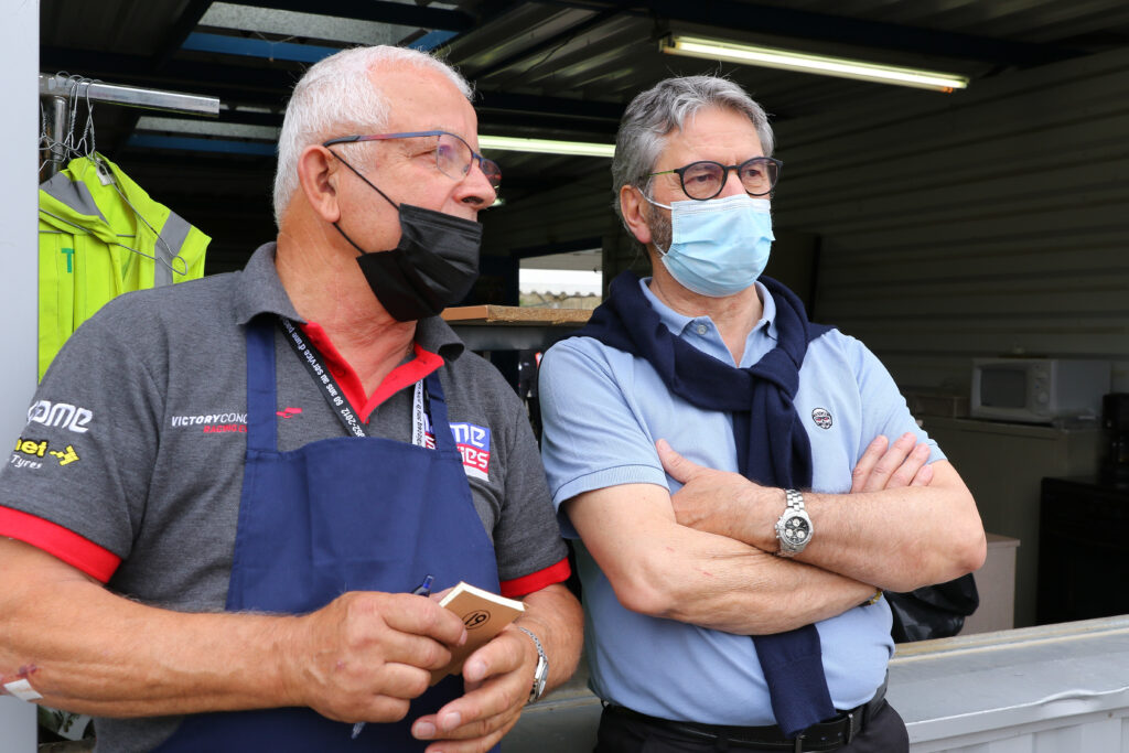 Michel Vergne - Baudry - Karting-Sud.com
