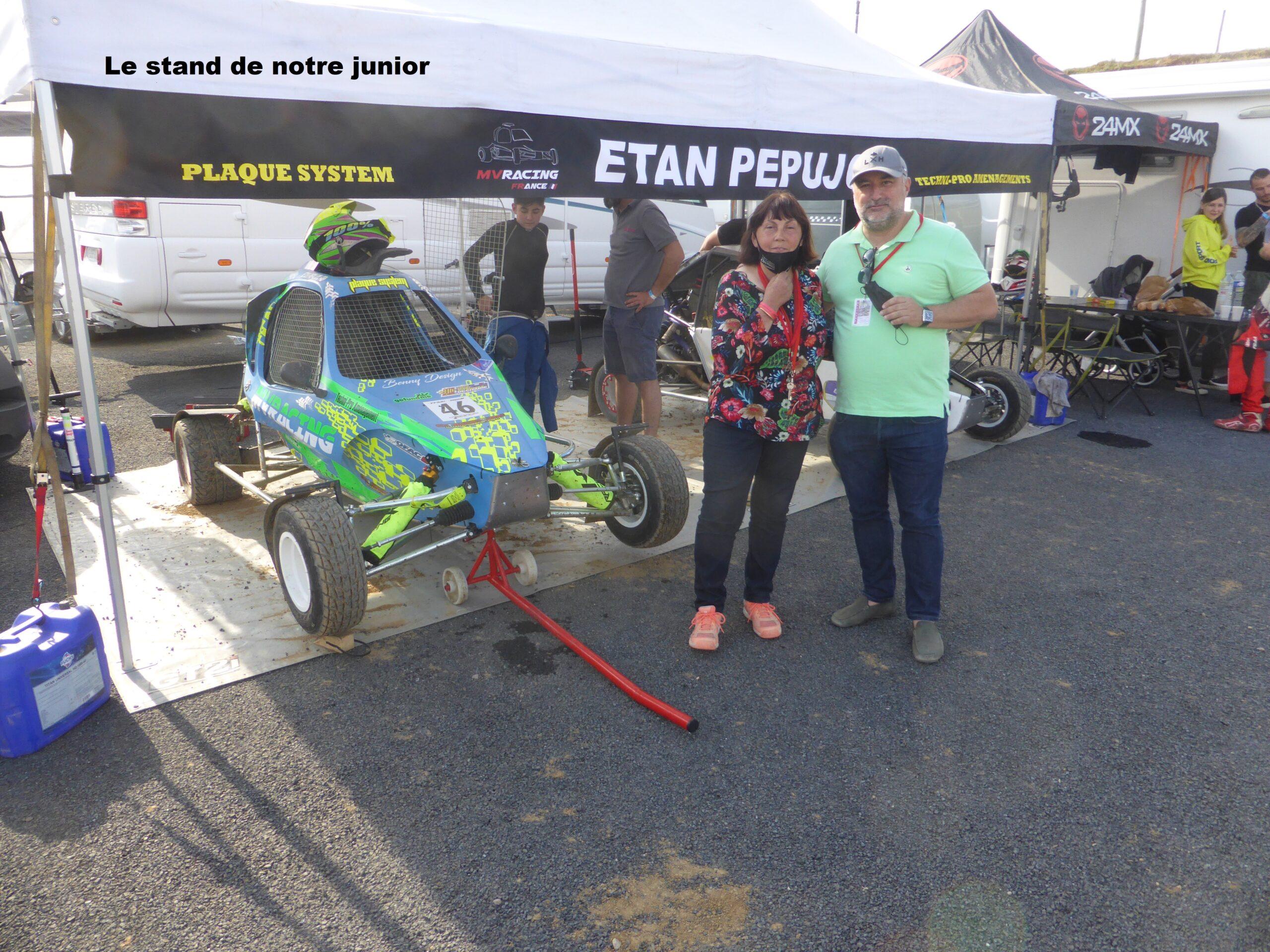 Championnat de France Auto-Cross 2021 ELNE