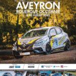 47e Rallye Aveyron Rouergue Occitanie (8-10 juillet) - Troisième étape à Rodez