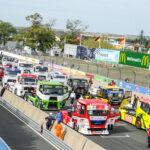 Championnat de France Camions - Calvet file vers le titre