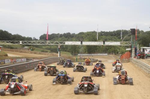 Autocross à Tournecoupe 2020